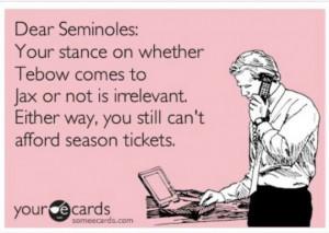 Florida Gators E Card , Florida Gators Meme , Florida State Seminoles ...