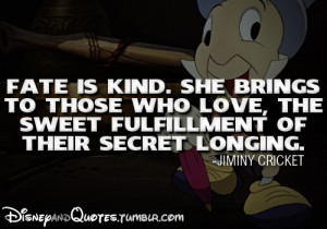 tagged as pinocchio jiminey cricket disney disney movie disney quote ...