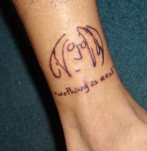 Beatles Quotes Tattoos