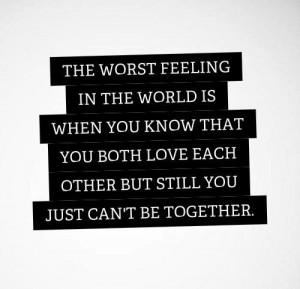 Sad Love Quotes & Sayings   SayingImages.com