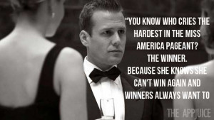 Harvey Specter Quotes Harvey specter