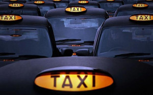 Taxi hire companies have warned that demand is outstripping supply in ...