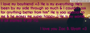 Love Him He Is My Everything Quotes