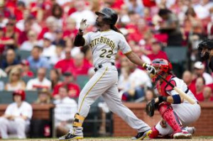 Where Does Andrew McCutchen's 2012 Rank in Pittsburgh Pirates History?