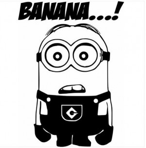 vintage-Despicable-Me2-car-stickers-Minion-decoration-quotes-Car-Decal ...