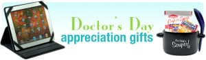 Celebrate National Doctors Day 2015 with Appreciation Gifts!