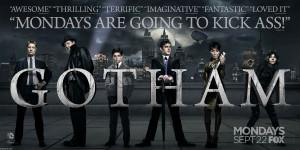 GOTHAM (2014): Pilot Ep. Synopsis, Featurettes, TV Spots