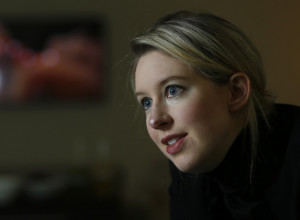 Elizabeth Holmes dropped out of Stanford in 2003 as a 19-year-old to ...