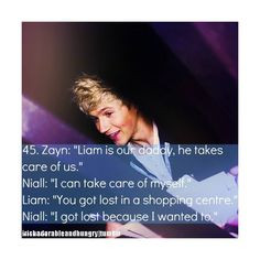 niall horan quotes | Tumblr found on Polyvore