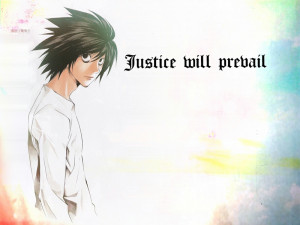 death note quotes l manga 1024x768 wallpaper Anime Death Note HD