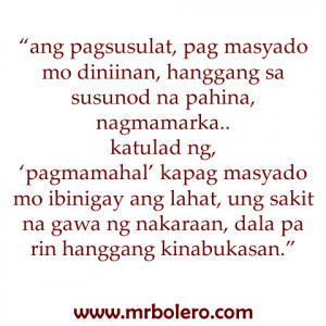 Top Tagalog Sad Love Quotes Online