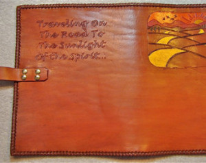 Alcoholics Anonymous Leather Big Bo ok Cover ...