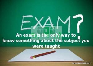 exam quotes for facebook quotesgram