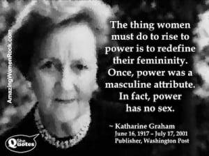 Top 10 Katharine Graham Quotes