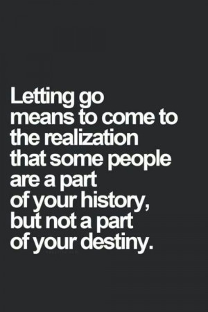 30+ Quotes About Letting Go