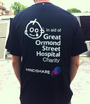 Mindshare for Great Ormond Street Hospital – Charity Fun Run ...