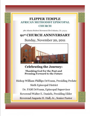 Church Anniversary Bulletins. Church Anniversary Quotes . View ...