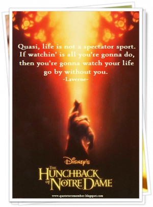 THE HUNCHBACK OF NOTRE DAME [1996]