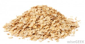 colloidal oatmeal is very finely ground oatmeal that has been added to ...