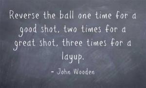 Dean Smith Basketball Quotes