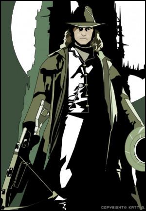 Van Helsing: Hugh Jackman
