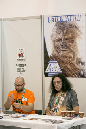 Peter Mayhew Pictures amp Photos