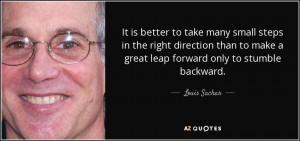 Louis Sachar Quotes