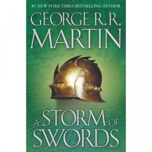 And spoilers are ahead for all you A Storm of Swords / Game of Thrones ...