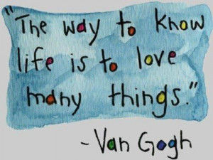 Vincent van Gogh Quotes (Images)