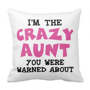 The Crazy Aunt Shirts