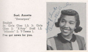 Senior quotes from 1951.