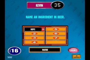 Family Feud TM Game