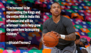 Isaiah Thomas Basketball Quotes