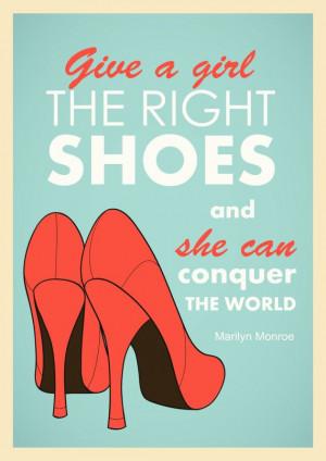 Merilyn Monroe quote print set from three prints , Pin Up Girls Retro ...