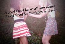 Best friend quotes / by Lauren Ragon