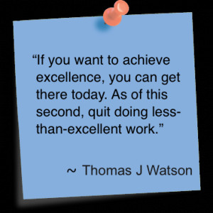 Manufacture Your Day by DEVELOPING PASSION FOR EXCELLENCE