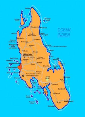 Zanzibar Est Archipel...