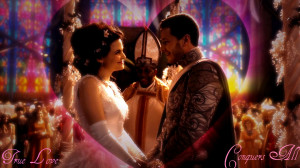 Snow White And Charming...