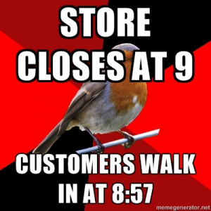 Retail Robin is probably my new favorite meme