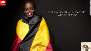 ... awareness about the common stereotypes surrounding Africa and its