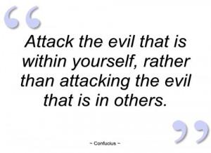 Famous confucius quote