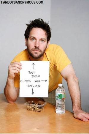 Role Models Actor Paul Rudd to play Ant Man Hank Pym