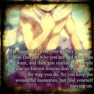 Fairy Tail Quotes Natsu Fairy Tail Past Natsu by