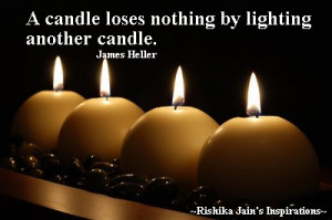 Quotes , Candle Quotes, Light Quotes, Pictures,Inspirational Quotes ...