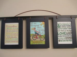 Quotes For Picture Frames