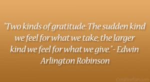 Edwin Arlington Robinson Quote