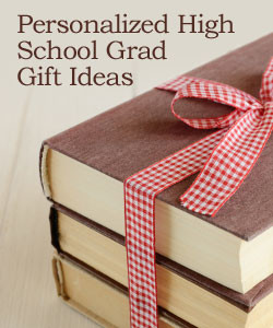 Personalized Gifts for High School Graduates
