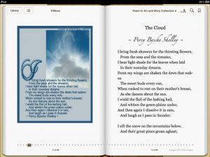 Poem in Art and Story Collection 2 sample page - Percy Bysshe Shelley ...