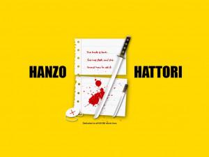 Hattori Hanzo Kill Bill 1024x768 Papel De Parede Wallpaper picture