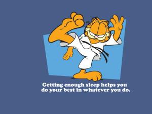 Garfield Wallpaper 1024 x 768